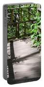 Bridge In Woods Portable Battery Charger