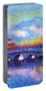 Bridge Of Dreams Portable Battery Charger