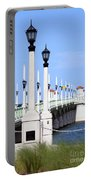 Bridge Of Lions St Augustine Florida Portable Battery Charger