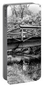 Bridge Over The Delaware Canal At Washington's Crossing Portable Battery Charger