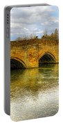 Bridge Over The River Wye Portable Battery Charger
