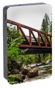 Bridge Over The Snoqualmie River - Washington Portable Battery Charger