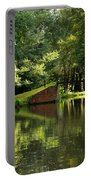 Bridge Over The Wey Navigation In Surrey Portable Battery Charger
