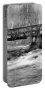 Bridge Over Troubled Water Portable Battery Charger