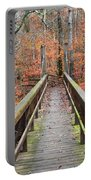 Bridge To Fall Portable Battery Charger