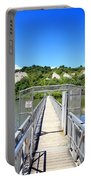 Bridge To Nowhere Portable Battery Charger