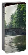 Bridges In Amsterdam Portable Battery Charger