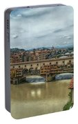 Bridges Of Florence Portable Battery Charger