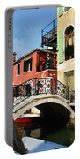 Bridges Of Venice Portable Battery Charger