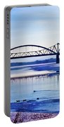Bridges Over The Mississippi Portable Battery Charger
