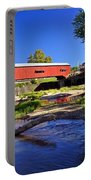 Bridgeton Covered Bridge 4 Portable Battery Charger