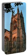 Bridlington Priory At Sunset Portable Battery Charger