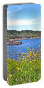 Brier Island In Digby Neck-ns Portable Battery Charger