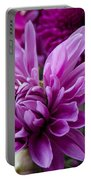 Bright And Beautiful Easter Mums Portable Battery Charger