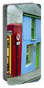 Bright Buildings In Ireland Portable Battery Charger