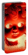 Bright Eyed Kewpie Portable Battery Charger