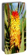 Bright Flower 2 Portable Battery Charger