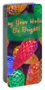 Bright Lights Portable Battery Charger