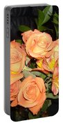 Bright Roses Portable Battery Charger
