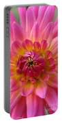 Brilliantly Dahlia Portable Battery Charger