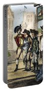 British Army, 1770s Portable Battery Charger
