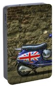 British At Heart Portable Battery Charger