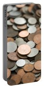 British Coins Sterling Full Frame Portable Battery Charger