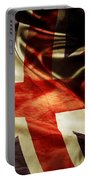 British Flag  Portable Battery Charger