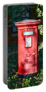 British Mail Box Portable Battery Charger