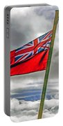 British Merchant Navy Flag Portable Battery Charger