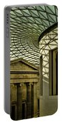 British Museum Portable Battery Charger