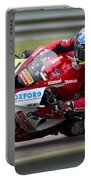 British Superbike Rider Barry Burrell   Portable Battery Charger