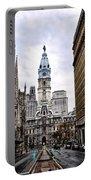 Broad Street Philadelphia Portable Battery Charger