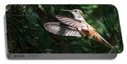 Broad-tailed Hummingbird Portable Battery Charger