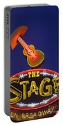 Broadway Neon Sign Portable Battery Charger