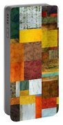 Brocade Color Collage 1.0 Portable Battery Charger