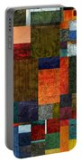 Brocade Color Collage 3.0 Portable Battery Charger