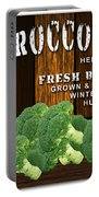 Broccoli Farm Portable Battery Charger