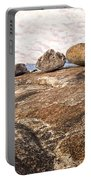 Broken Glacial Erratics Portable Battery Charger