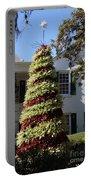 Bromelia Christmas Tree Portable Battery Charger
