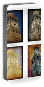 Bromo Seltzer Tower Quad Portable Battery Charger