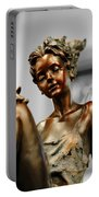 Bronze Beauty Portable Battery Charger
