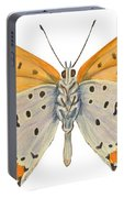 Bronze Copper Butterfly Portable Battery Charger