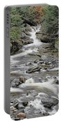 Brook In October Portable Battery Charger