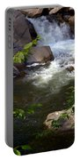 Brook Of Tranquility Portable Battery Charger