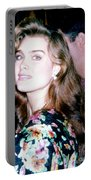Brooke Shields 1990 Portable Battery Charger