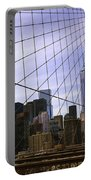 Brooklyn Bridge View Portable Battery Charger