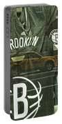 Brooklyn Nets Portable Battery Charger