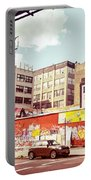 Brooklyn - New York City - Williamsburg Portable Battery Charger