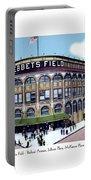 Brooklyn - New York - Flatbush - Ebbets Field - 1928 Portable Battery Charger
